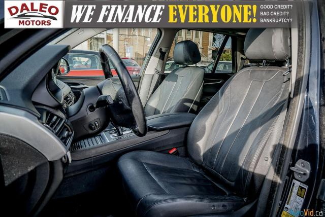 2015 BMW X5 X5 / 7 PASSENGER / BACK UP CAM / LEATHER / LOADED Photo11