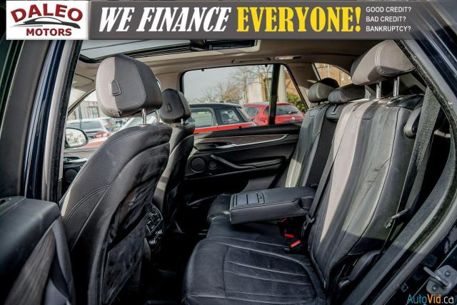 2015 BMW X5 X5 / 7 PASSENGER / BACK UP CAM / LEATHER / LOADED Photo12