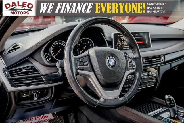 2015 BMW X5 X5 / 7 PASSENGER / BACK UP CAM / LEATHER / LOADED Photo28