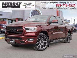 Used 2019 RAM 1500 Sport 4x4 Crew Cab 5'7  Box for sale in Winnipeg, MB