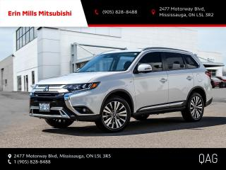 Used 2020 Mitsubishi Outlander GT S-AWC for sale in Mississauga, ON