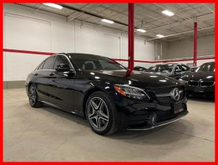 Used 2019 Mercedes-Benz C-Class C300 4MATIC PREMIUM SPORT HEATED STEERING WHEEL for sale in Vaughan, ON