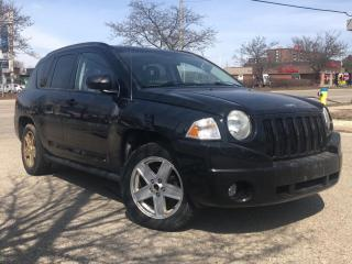 Used 2007 Jeep Compass 4WD 4DR SPORT for sale in Waterloo, ON