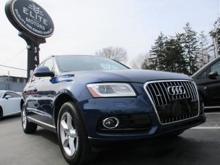Used 2015 Audi Q5 QUATTRO 4DR 3.0L TDI PROGRESSIV for sale in Burlington, ON