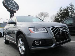 Used 2017 Audi Q5 quattro 4dr 2.0T Komfort for sale in Burlington, ON
