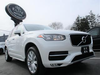 Used 2016 Volvo XC90 AWD 5dr T6 Momentum for sale in Burlington, ON