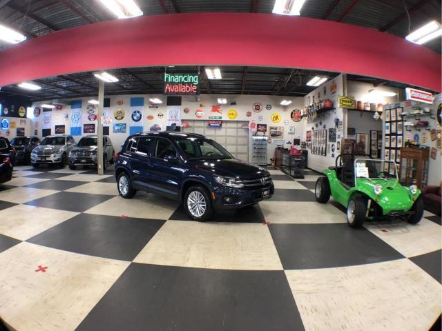 2016 Volkswagen Tiguan 2.0L TRENDLINE AUTO A/C H/SEATS BACKUP CAM SUNROOF