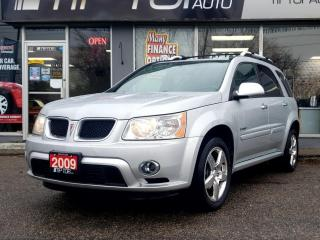 Used 2009 Pontiac Torrent AWD 4dr GXP for sale in Bowmanville, ON