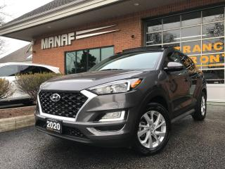 Used 2020 Hyundai Tucson Preferred Panoramic roof R.Cam Heated Seats Cert* for sale in Concord, ON