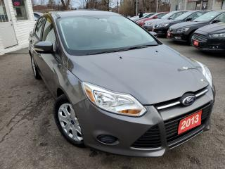 Used 2013 Ford Focus SE/AUTO/POWER GROUPS/LOW KMS for sale in Scarborough, ON