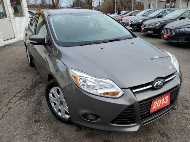 2013 Ford Focus SE/AUTO/POWER GROUPS/LOW KMS