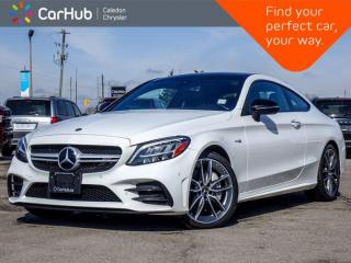 Used 2019 Mercedes-Benz C-Class AMG C 43 4Matic Navigation Panoramic Sunroof Blind Spot Bluetooth Backup Camera 19