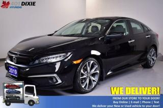 Used 2019 Honda Civic Sedan Touring for sale in Mississauga, ON