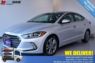 Used 2017 Hyundai Elantra Limited for sale in Mississauga, ON