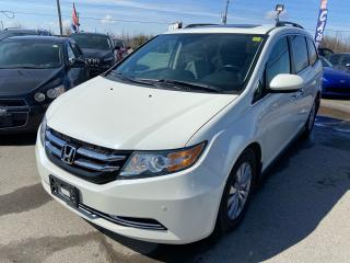 Used 2015 Honda Odyssey EX-L for sale in Gloucester, ON