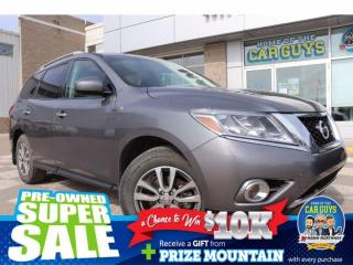 Used 2015 Nissan Pathfinder S | Cruise Control, Bucket Seats. for sale in Prince Albert, SK