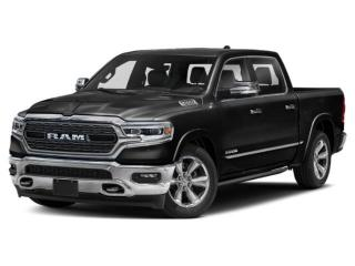 New 2021 RAM 1500 Limited for sale in Virden, MB