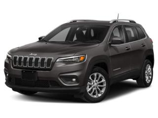 New 2021 Jeep Cherokee 80th Anniversary for sale in Virden, MB