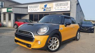 Used 2014 MINI Cooper S Navi/Backup Cam/Heads up for sale in Etobicoke, ON