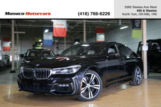 Used 2016 BMW 7 Series 750i xDrive - M SPORT|HUD|SUNROOF|NAVI|360 CAMERA for sale in North York, ON