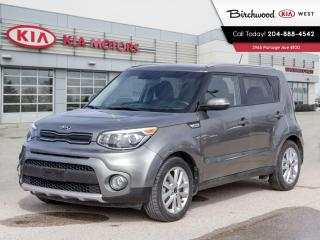 Used 2017 Kia Soul EX for sale in Winnipeg, MB