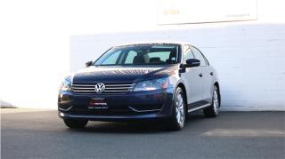Used 2013 Volkswagen Passat Trendline for sale in Victoria, BC