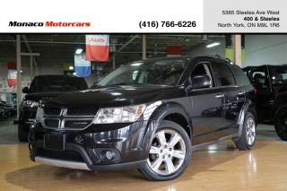 Used 2012 Dodge Journey R/T AWD - 7 PASSENGER|DVD PLAYER|ALPINE SOUND for sale in North York, ON