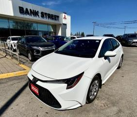Used 2020 Toyota Corolla LE for sale in Gloucester, ON