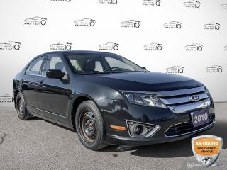 Used 2010 Ford Fusion SEL Auto Cloth/Alloy Wheels/ AS IS for sale in St Thomas, ON