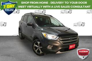 Used 2017 Ford Escape 4WD 4dr SE for sale in Sault Ste. Marie, ON