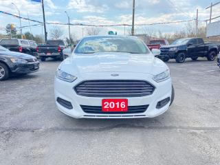 Used 2016 Ford Fusion for sale in London, ON