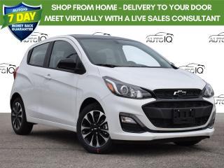 New 2021 Chevrolet Spark 1LT CVT for sale in Tillsonburg, ON