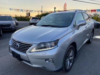 Used 2013 Lexus RX 350 F Sport for sale in Gloucester, ON