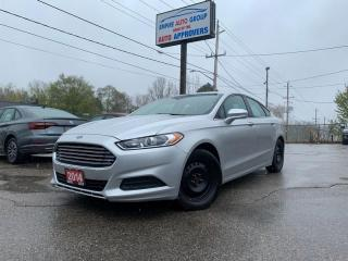 Used 2014 Ford Fusion for sale in London, ON