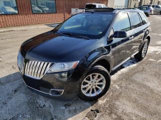 Used 2011 Lincoln MKX PREMIUM I NAVI I BU CAM for sale in Burlington, ON