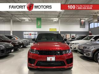 Used 2019 Land Rover Range Rover Sport HST|NAV|MERIDIAN|360CAM|DESIGNO RED|CREAMLEATHER| for sale in North York, ON