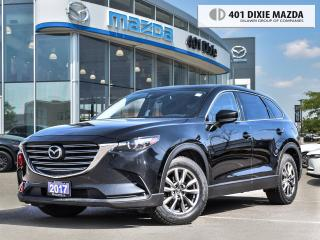 Used 2017 Mazda CX-9 GS-L 1.99% FINANCE AVAILABLE| NO ACCIDENTS for sale in Mississauga, ON