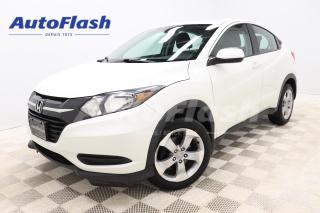 Used 2016 Honda HR-V LX *CLEAN! *CAMERA *BLUETOOTH for sale in Saint-Hubert, QC