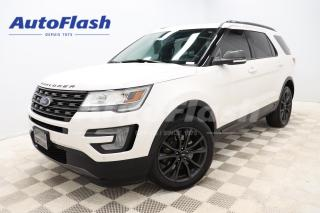 Used 2017 Ford Explorer XLT-SPORT *CUIR/LEATHER *GPS/CAMERA *TOIT/ROOF for sale in Saint-Hubert, QC