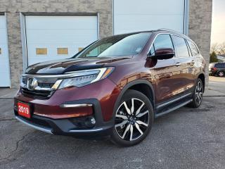 Used 2019 Honda Pilot BLACK for sale in Sarnia, ON