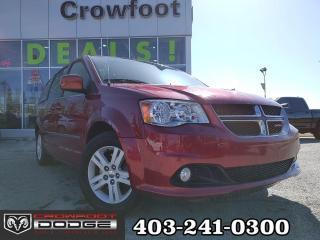 Used 2014 Dodge Grand Caravan CREW PLUS