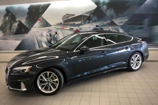 Used 2020 Audi A5 Sportback 2.0T Komfort + Pano Roof | Xenons | Phonebox for sale in Whitby, ON