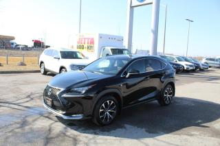 Used 2017 Lexus NX 200t 2.0L AWD 4dr for sale in Whitby, ON