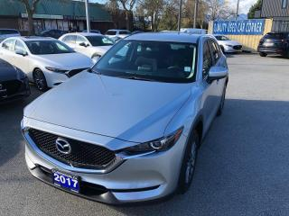 Used 2017 Mazda CX-5 GX FWD at for sale in Burnaby, BC