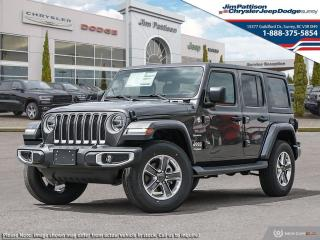 New 2021 Jeep Wrangler Unlimited Sport 80th Anniversary for sale in Surrey, BC