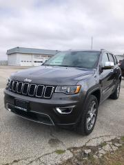Used 2020 Jeep Grand Cherokee Limited Stellantis Co Car Power Sunroof for sale in Petrolia, ON
