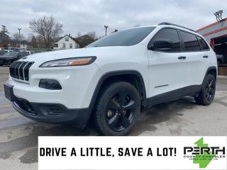 Used 2016 Jeep Cherokee Sport for sale in Mitchell, ON