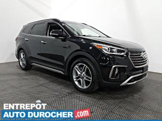 Used 2019 Hyundai Santa Fe XL Ultimate - AWD - 7 Passagers - Navigation - for sale in Laval, QC