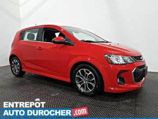 Used 2017 Chevrolet Sonic RS - AUTOMATIQUE - TOIT OUVRANT - CLIMATISEUR for sale in Laval, QC