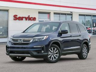 New 2021 Honda Pilot EX-L NAVI for sale in Brandon, MB